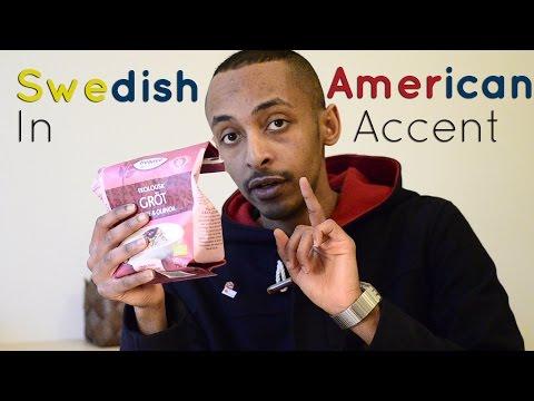 Swedish Language In American Accent