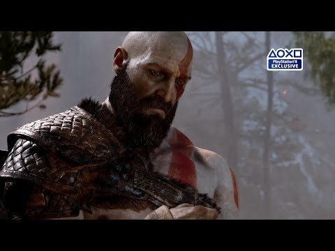 God of War (PS4) - Trailer - E3 2017 - LEGENDADO PT-BR