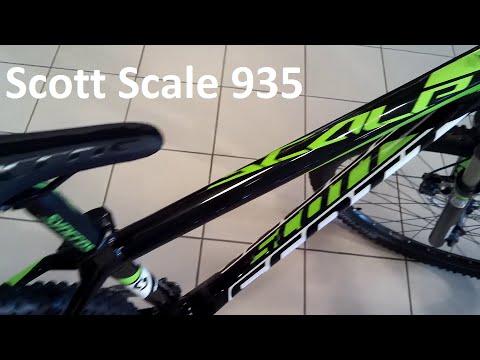 73ef8c91d30 2015 Scott scale 935 - YouTube