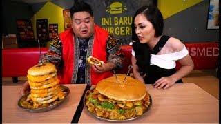Download lagu T Rex BurgerBruger Giga Zilla ENAKNYA MANTUL Part 1 MP3