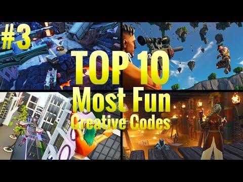 Top 10 Most Fun Creative Codes - Part #3