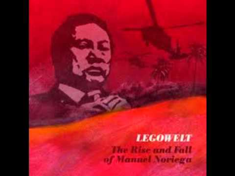 Legowelt - Invasion [The Rise And Fall Of Manuel Noriega]