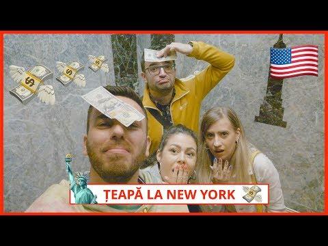 Țeapă de 200 de dolari în New York! | Daily Vlog