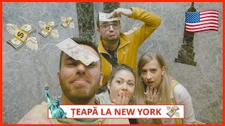 Teapa de 200 de dolari in New York! Daily Vlog