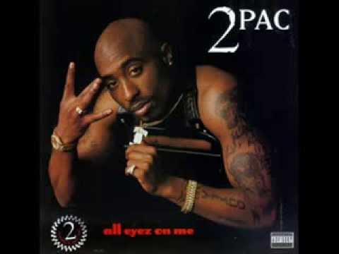 2Pac Tupac Shakur - Ambitionz Az A Ridah (All Eyez On Me CD1 Track 1)