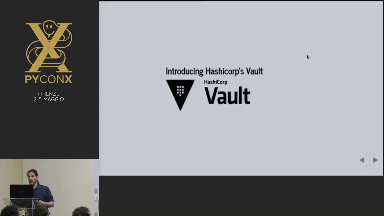 Image from Bryce Verdier - Using Vault to better protect your secrets