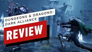 Dungeons & Dragons: Dark Alliance Review (Video Game Video Review)
