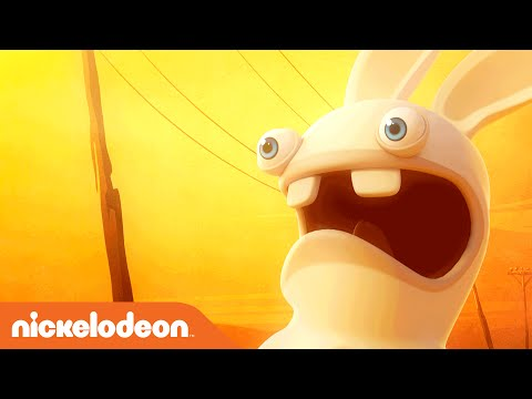 Rabbids Invasion | Official Theme Song | Nick
