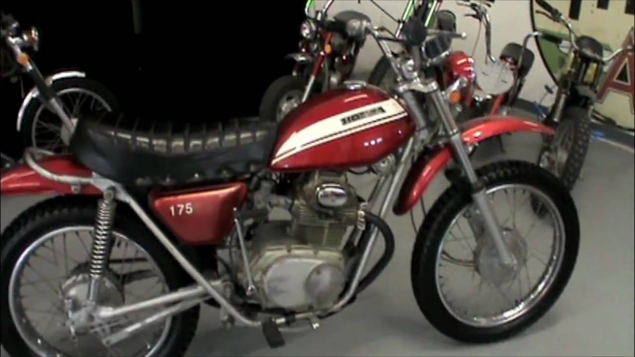 Vintage Honda Motorcycles For Sale