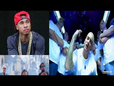 Eminem Slim Shady + Tyga