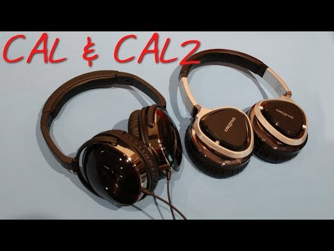 CAL 1&2 _(Z Reviews)_ Creative Aurvana Live!