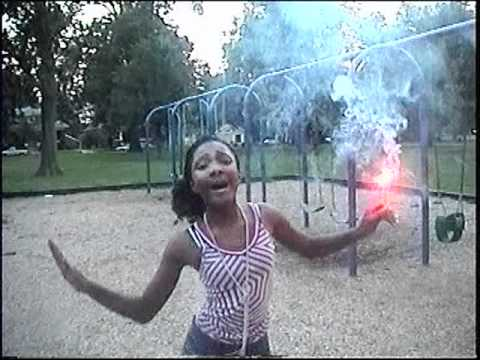 DeAdria Brown's cover of Firework
