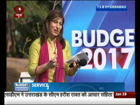 Budget Expectations-2017 from ISB Hyderabad