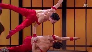 GIANG BROTHERS at Britain's Got Talent 2018 Semi-Finals Full Vietsub!!!
