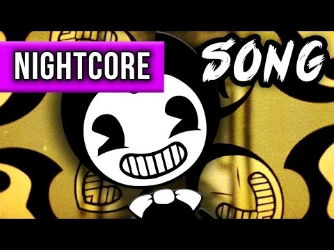 """NIGHTCORE ►BENDY AND THE INK MACHINE SONG """"The Dancing Demon"""""""