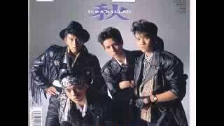 男闘呼組の3枚目のシングル。「セイコー」のコマーシャルソングでもあっ...