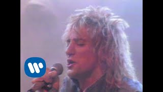 Rod Stewart - Blondes (Have More Fun) (Official Video)