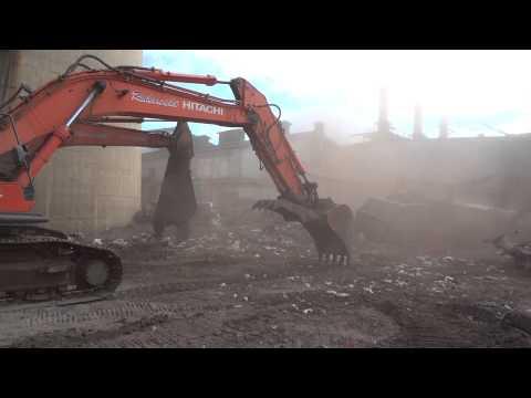 Conventional Demolition Project | Rakowski Cartage & Wrecking