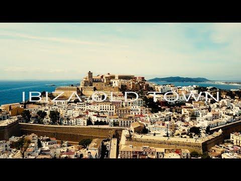 Ibiza Old Town | Dji Mavic | GoPro