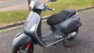 New Vespa GTS 300 ie 2017 Euro 4 ABS ASR Supersport