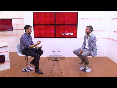 AHORA TV   Entrevista a Marcelo Boeykens