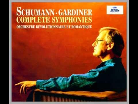 Schumann - Konzertstuck in F [Orchestre Revolutionnaire et Romantique, John Eliot Gardiner]