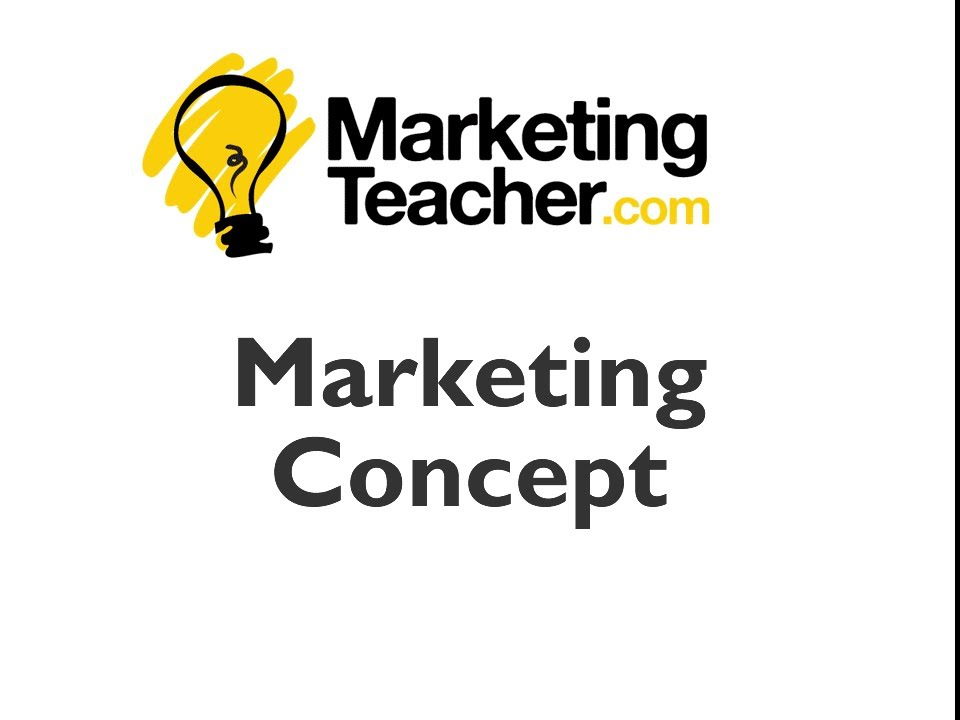 Marketing Concept - YouTube