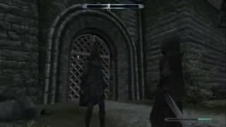 Вервольф(оборотень) или же Вампир-лорд? Скайримская дилема №1