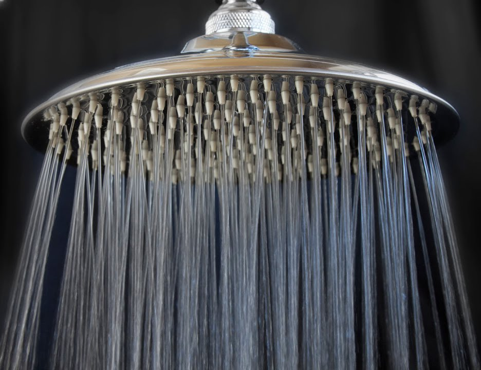 Rainfall Shower Head For Electric Shower Uk Youtube
