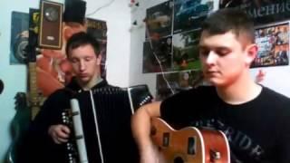 Баста- Выпускной (под гитару и баян)