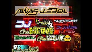 Download AWAS JEBOL DJ Cek Sound Terbaru Brewog Audio 2020 bass horeg