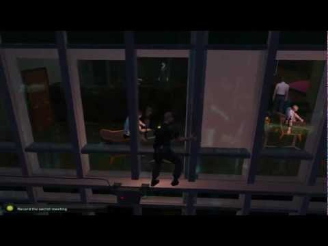 Mission 5: Shanghai - Hotel - Hard - Splinter Cell: Double Agent Walkthrough [HD]