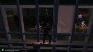 Mission 5: Shanghai - Hotel - Hard - Splinter Cell: Double Agent Walkthrough [HD]