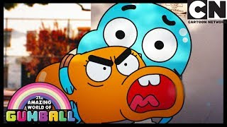 Gumball | Darwin Speaks His Mind | Cartoon Network