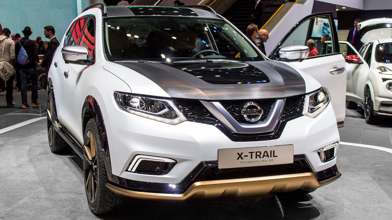 nissan x trail premium concept geneva motor show 2016 hq. Black Bedroom Furniture Sets. Home Design Ideas