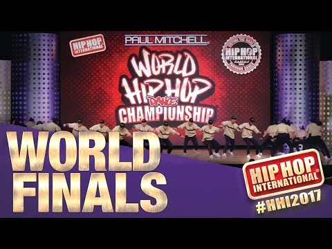 The Alliance - Philippines (MegaCrew Division) at HHI2017 Finals