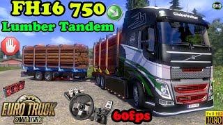 ETS 2 - Volvo FH16 Lumber Tandem