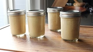 Dijon Mustard Recipe - How to Make Dijon-Style Mustard