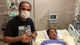 Pastor Silas Malafaia - Orando por Bolsonaro no hospital!