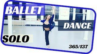 Ballet dance solo- ballet dance 137