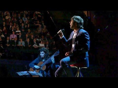 Josh Groban & Sharon Isbin  She's Always a Woman  Billy Joel Gershwin Prize
