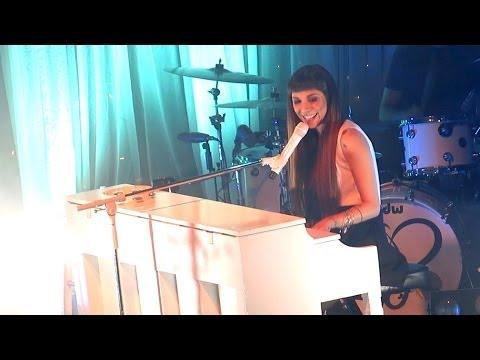 Christina Perri - Sea Of Lovers Live St Pete, FL