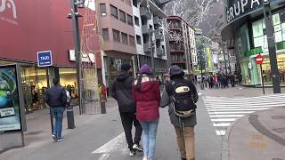 Andorra. Small Country in Europe