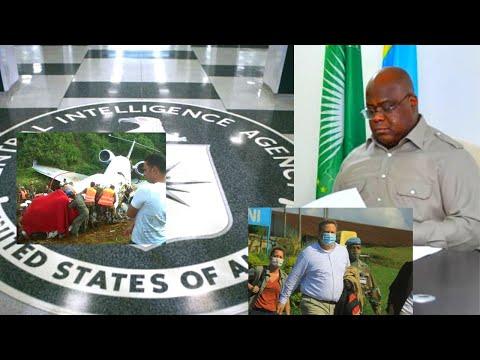 INFOS EXPLIQUEE 16.10.20 CIA AU CONGO? SECRET YA ANTONOVE EBIMI FATSHI, KABILA ET FAYULU