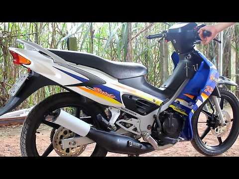 Bình Dương Suzuki Satria 2006 15/05/2012