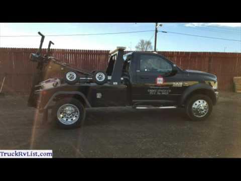 2015 dodge ram wrecker tow truck for sale youtube. Black Bedroom Furniture Sets. Home Design Ideas