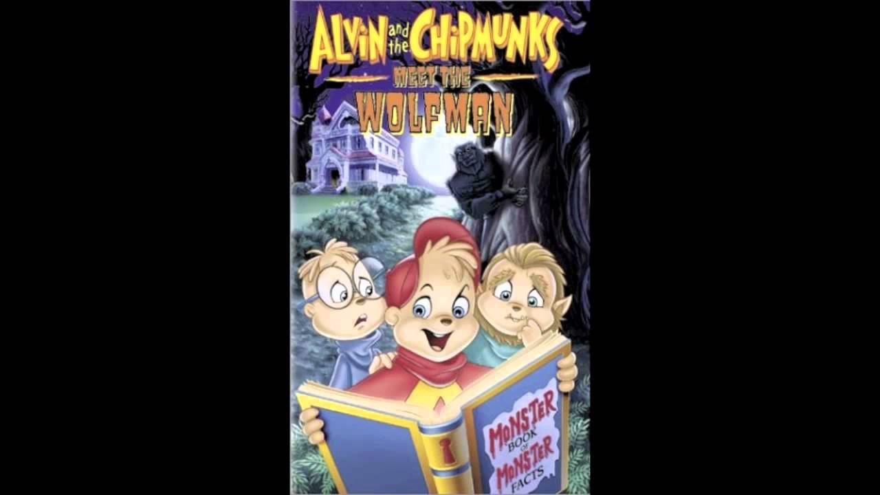 alvin and the chipmunks meet werewolf soundtrack