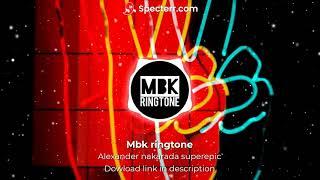 Best Ringtone of the Week || mbk ringtone