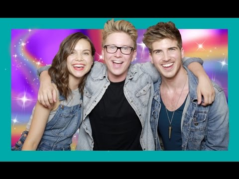 Make The GAYEST Video EVER (ft. Joey & Ingrid) | Tyler Oakley Snapshots