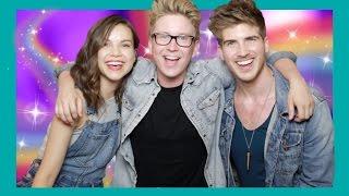 The GAYEST Video EVER (ft. Joey & Ingrid) | Tyler Oakley